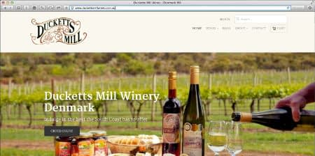 Ducketts Mill Winery