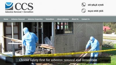 CCS Asbestos Removal
